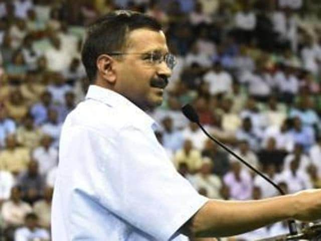 Arvind Kejriwal,tax cut,small-scale industry