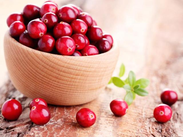 Cranberries are a potent source of antioxidants and have unique anti-adhesive properties which help protect the body from harmful bacteria, say experts.