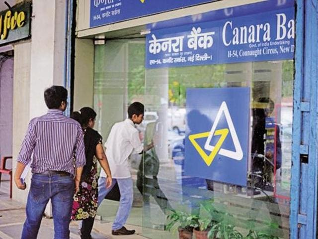 Public bank hiring,Canara Bank top post jobs,Bank of Baroda
