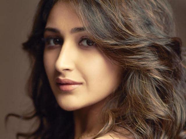 Actor Sayyeshaa is making her debut with Ajay Devgn's directorial venture.
