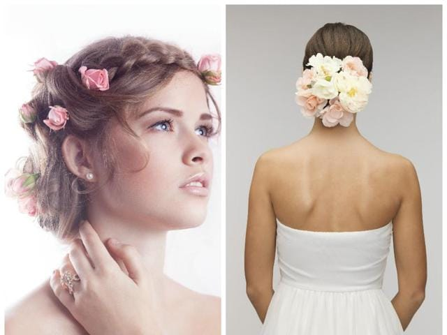 Try out these new, fun and elegant ways to dress up your hair.
