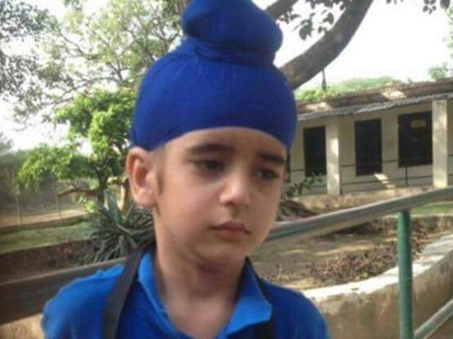 Hartejbir Buttar was kidnapped by four labourers in front of his house on Monday evening.