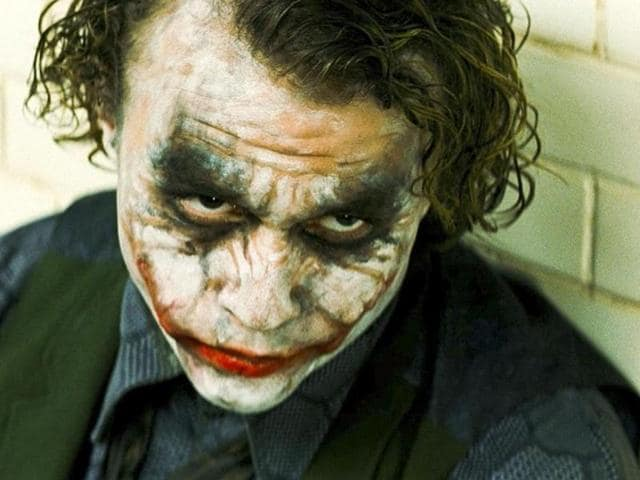 Heath Ledger,The Joker,Heath Ledger Joker