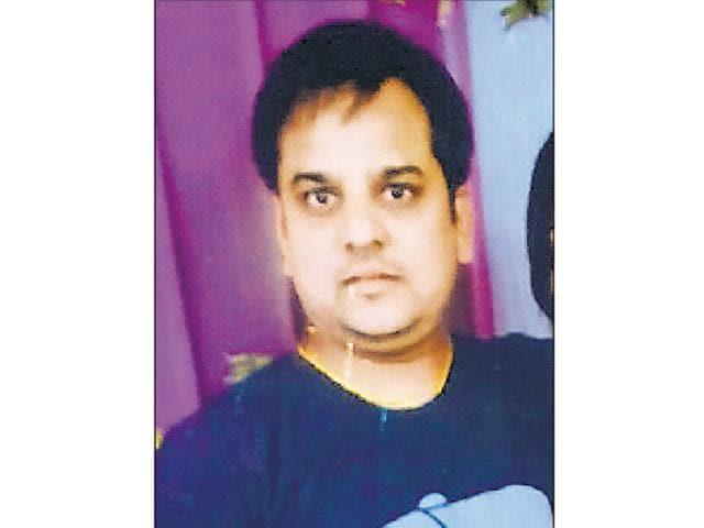 Sunil Sharma(HT Photo)