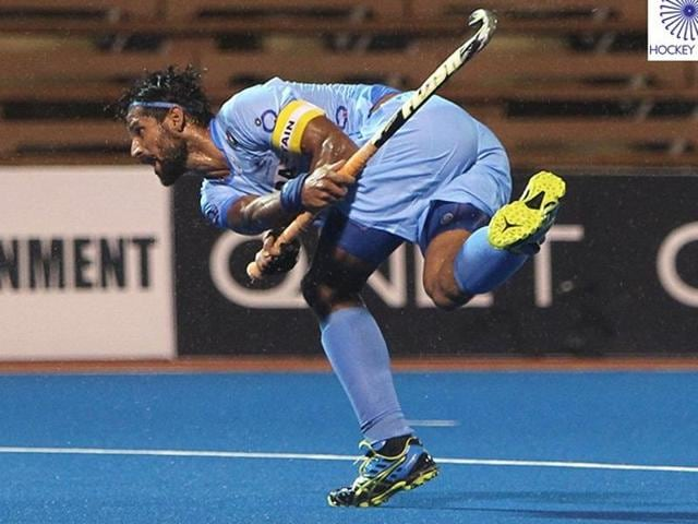 Rupinder Pal Singh,Asian Champions Trophy,Kuantan