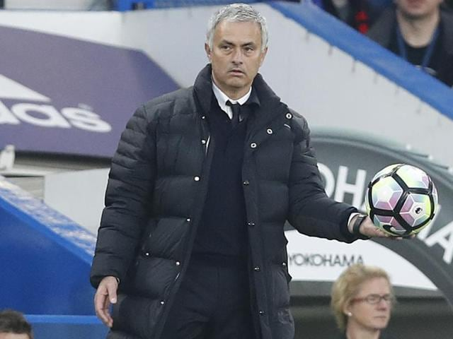 Mourinho says living in a hotel also brings in the additional problem of paparazzi.