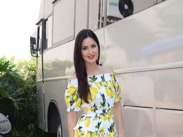 Katrina Kaif recently shared an old picture on her social networking page, and was inundated with messages from fans.