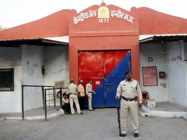 Madhya Pradesh has 122 jails -- 11 central jails, 39 district jails and 72 sub-jails.