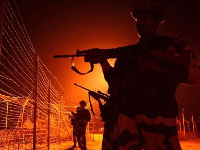 BSF,IB,Pakistan Rangers