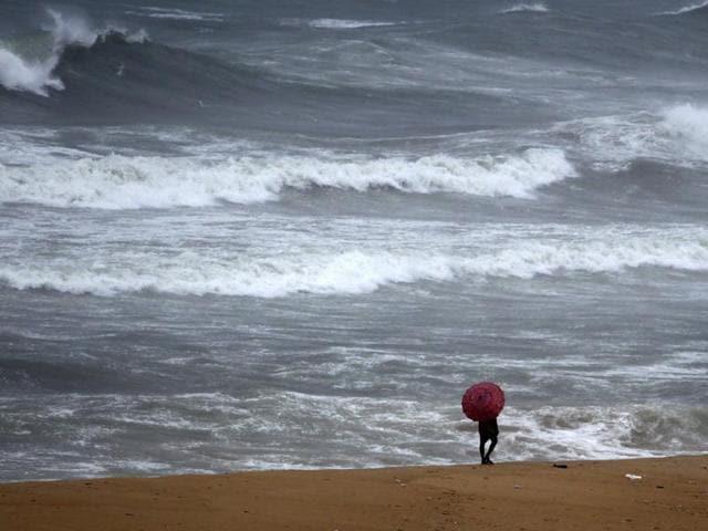 Cyclone,Kyant,Andhra Pradesh