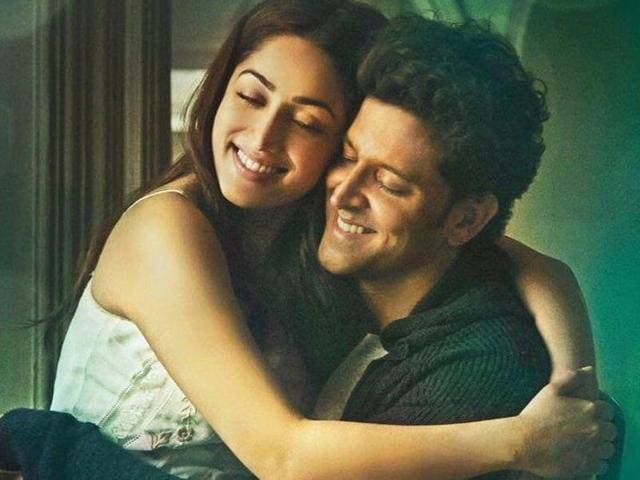 Yami Gautam and Hrithik Roshan play a couple in love in Kaabil.