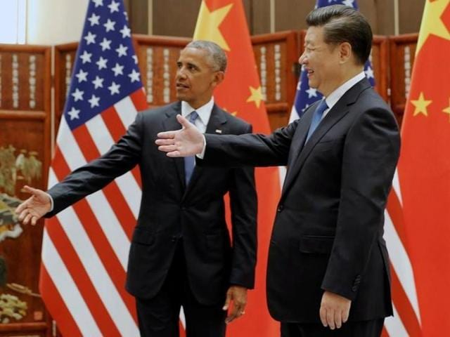 The USstate department said the Washington and Beijing are discussing various issues pertaining to counter-terrorism.