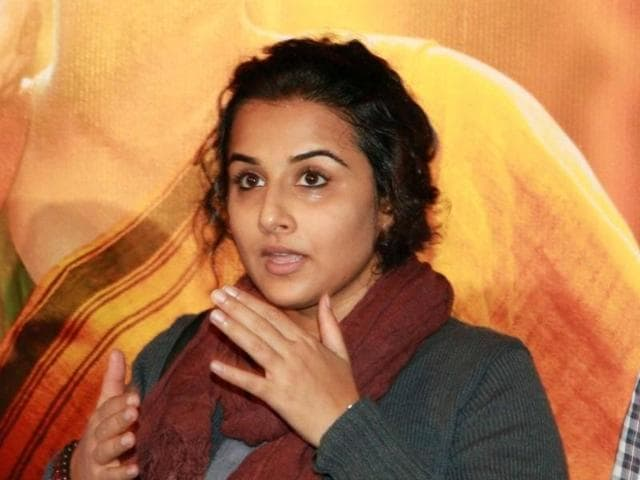 Kahaani was my most challenging role at the time: Vidya Balan