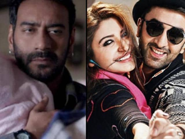 Ajay Devgn's Shivaay and Karan Johar's Ae Dil Hai Mushkil are set for a BO clash on October 28.