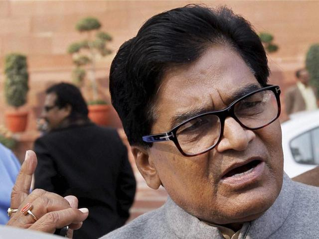 Samajwadi Party MP Ramgopal Yadav was expelled from the party for six years.