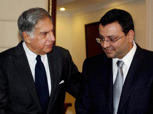 Cyrus Mistry,Tata Group,Ratan Tata