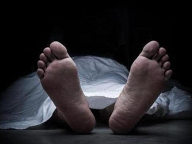 Representative photo of a dead body.  A teenaged girl was killed in Bihar's Kaimur district when three bikers dragged her by her scarf before driving the biker over her.