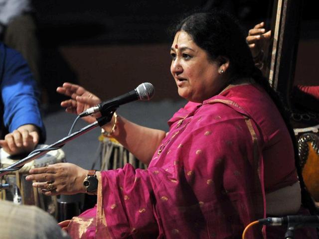 Shubha Mudgal,Rohit Bal,Panaji