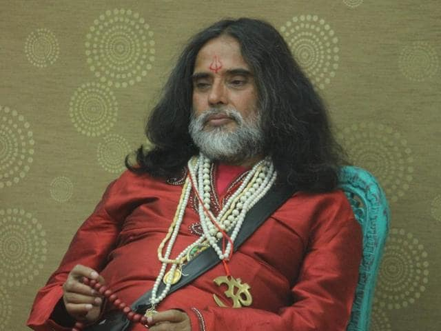 Om Swamiji declares there is a big-budget film based on his life in the pipeline.