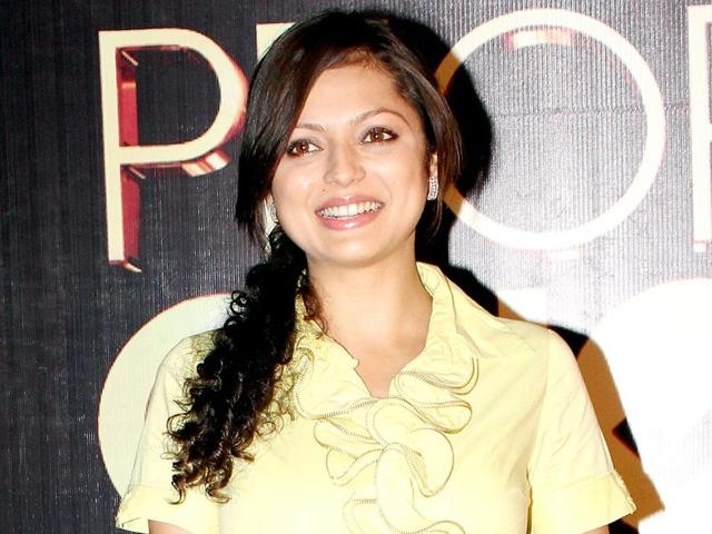 Drashti Dhami, who shot for her upcoming show Pardes Mein Hai Mera Dil  in Austria for a month, was homesick after a while.