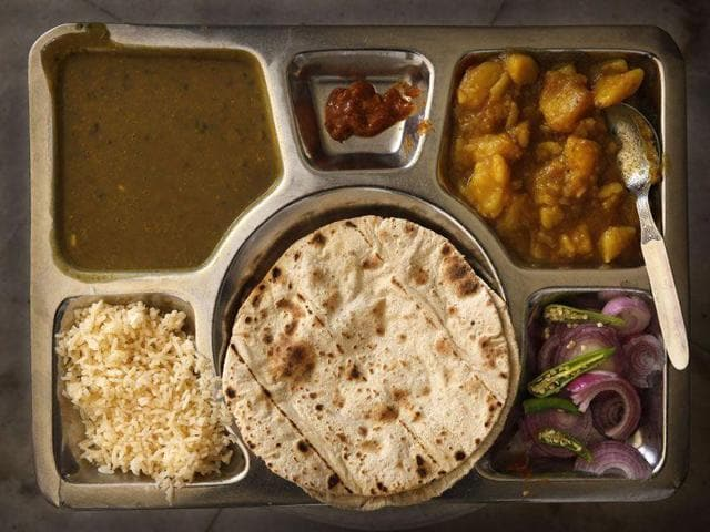 The report said Indians are eating less pulses, fruits and vegetables and lots more processed and fast foods.