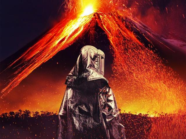 Werner Herzog's Into the Inferno is streaming on Netflix. The art-house theatre has come to your couch.