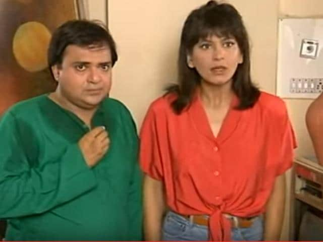 Archana Puran Singh called Rakesh Bedi 'Dil' instead of his character name Dilruba, and he in turn he called her Doll. These names became very popular on the show.
