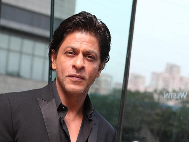 Shah Rukh Khan has taken a couple of days off to celebrate his 51st birthday, that falls on November 2, with his family.