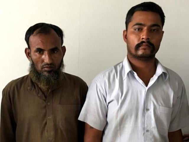 Maulana Ramzan and Subhash Jangid were arrested by Delhi police from Naguar on charges of spying for Pakistan's ISI. A third man was arrested by Rajasthan Police on Thursday, Oct 27, 2016.