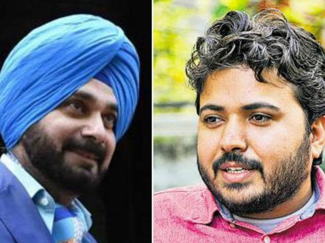 Sidhu and his group met Pathak even as talks of an alliance between the Awaaz-e-Punjab and the Congress were reported to be in the final stage ahead of the Punjab assembly elections due early next year.
