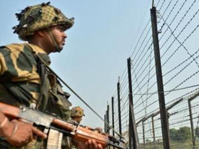 BSF,soldier,killed