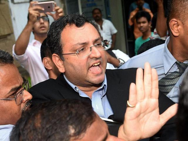 Tata Group's former chairman Cyrus P Mistry.