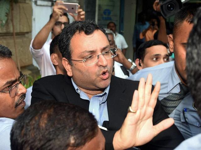 Cyrus Mistry was removed as the chairman of Tata Sons.(Reuters File Photo)