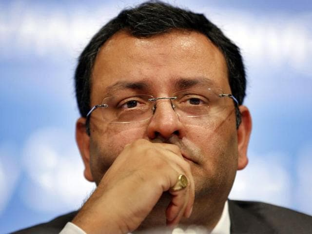 Tata Group's former chairman Cyrus P Mistry