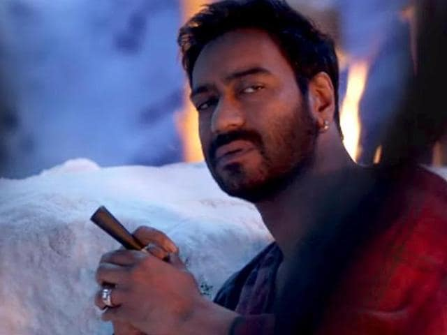 Ajay Devgn plays the lead in Shivaaay which he has also directed and produced. This is his second directorial venture after U, Me Aur Hum.