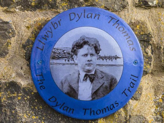 Dylan Thomas,Swansea,R.K. Narayan