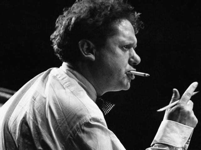 Bottoms Up Dylan Thomas And Other Dipsomaniac Writers