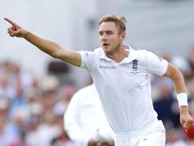 Stuart Broad will have to wait for his 100th Test as he was rested for the second game against Bangladesh in Dhaka