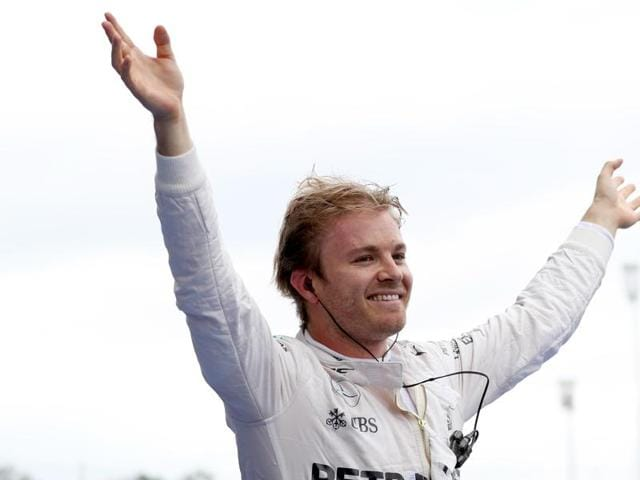 Nico Rosberg will be aiming for his 10th win in the 2016 Formula One season.