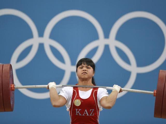 Weightlifting,Kazakhstan,IOC