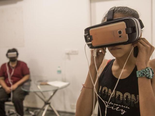 Virtual Reality,Ananad Gandhi,MAMI