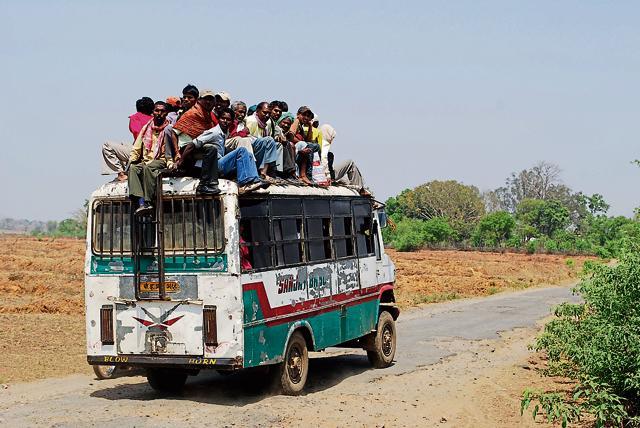 Jharkhand,bus operator,transport department