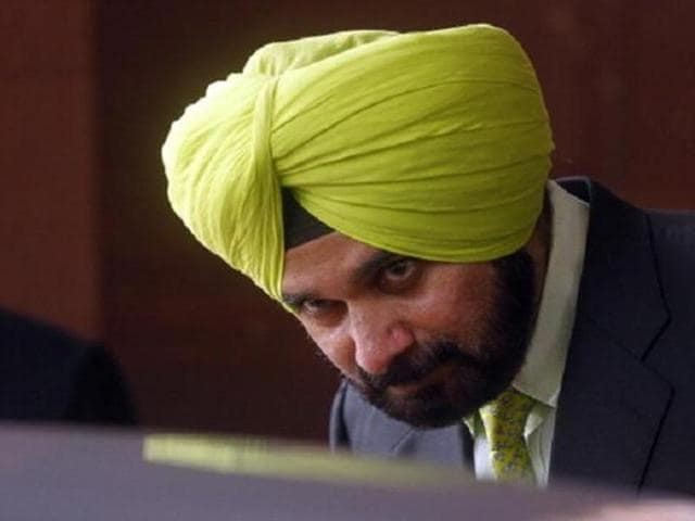 Navjot Sidhu had last month floated his 'Awaaz-e-Punjab' forum in what many had thought was the outcome of his failed talks with the AAP.