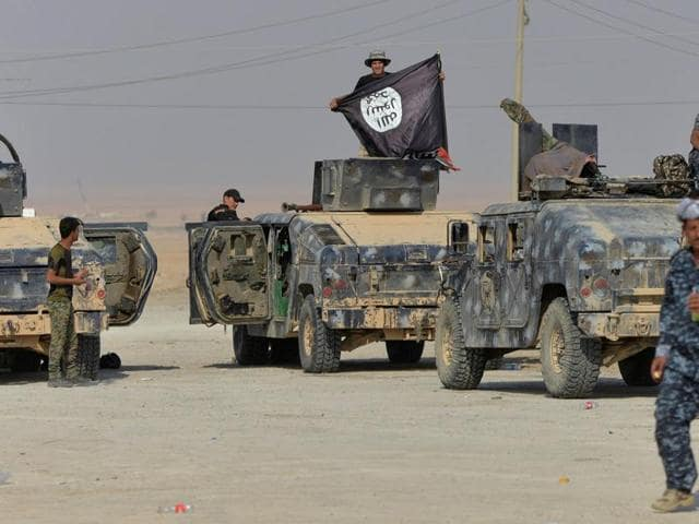 Islamic State,Mosul,Iraqi forces