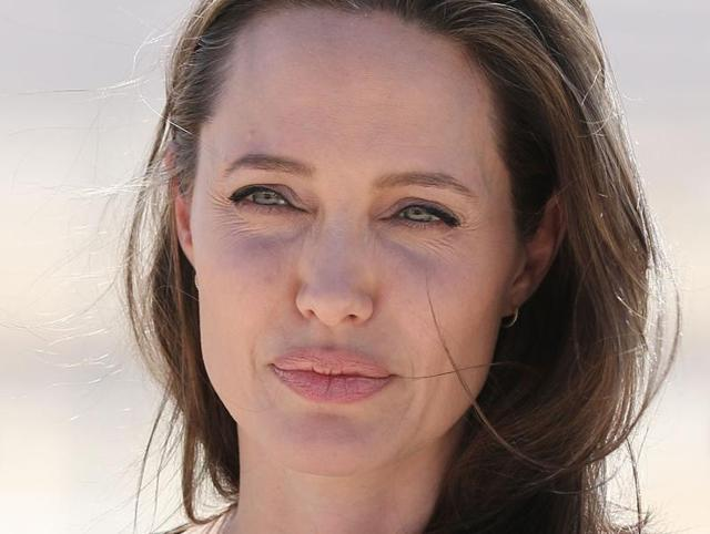 Angelina was questioned by the FBI for four hours over the incident of her husband and actor Brad Pitt abusing their son Maddox on a private plane in September.
