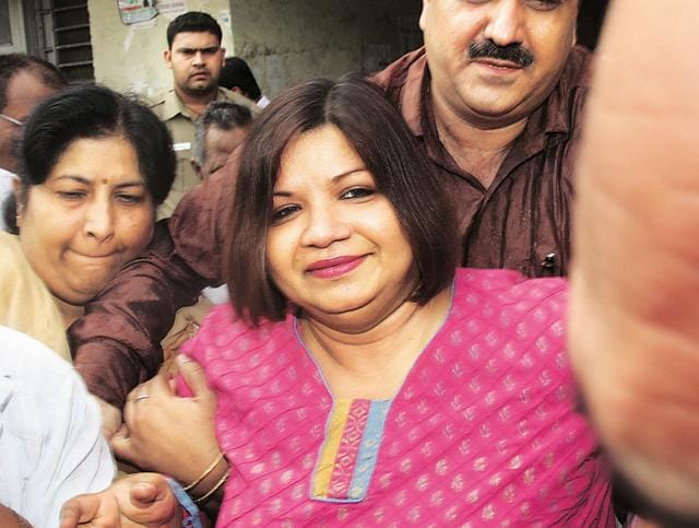 Madhuri Gupta, former second secretary (press and information) in the Indian high commission in Islamabad, was arrested by Delhi police's Special Cell on April 22, 2010.