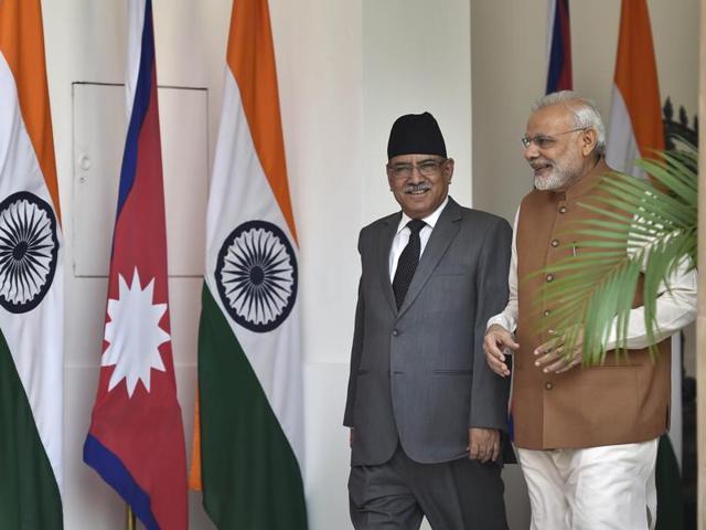 India,Nepal,Indo-Nepal relations
