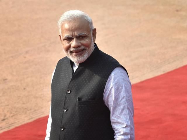 Narendra Modi,DRDO Bhawan,IAS officers
