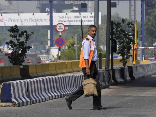 On Wednesday, the Allahabad HC had passed an order against collecting toll on the eight-lane, 9.2km road connecting Noida with south Delhi which was opened on February 6, 2001