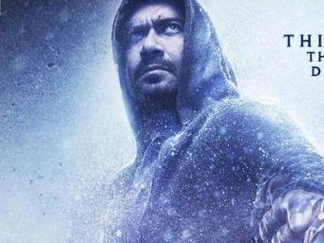 Ajay Devgn plays the lead in his second directorial venture Shivaay.